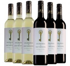 Wijnpakket Segredos de São Miguel (2x3 flessen)