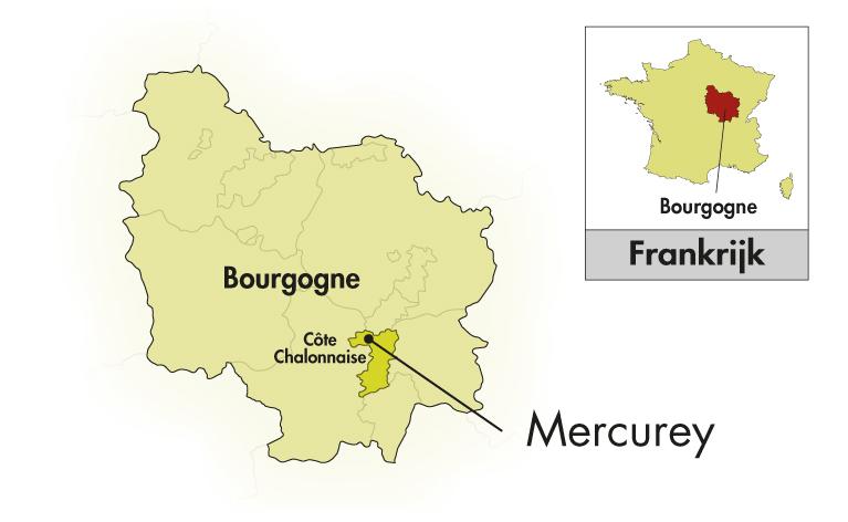 Domaine Raquillet Mercurey Rouge Les Naugues 1er cru