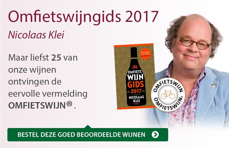 Omfietswijngids 2017 - paars