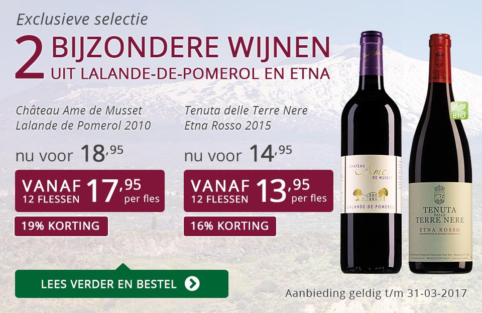 Exclusieve wijnen maart 2017 - paars