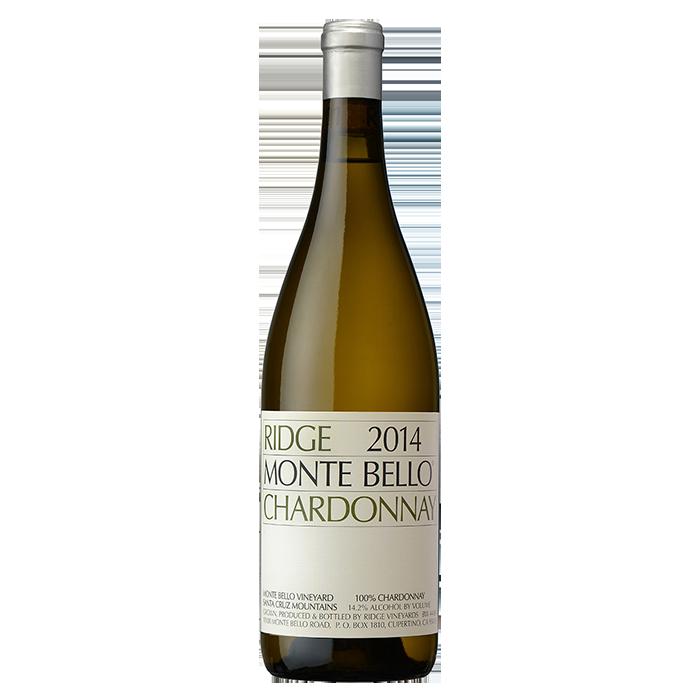 Ridge Chardonnay Monte Bello
