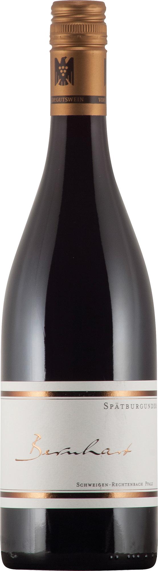 Weingut Bernhart QbA Spätburgunder Rotwein