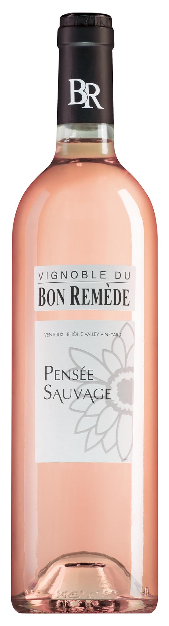 Domaine du Bon Remède Ventoux Pensée Sauvage rosé