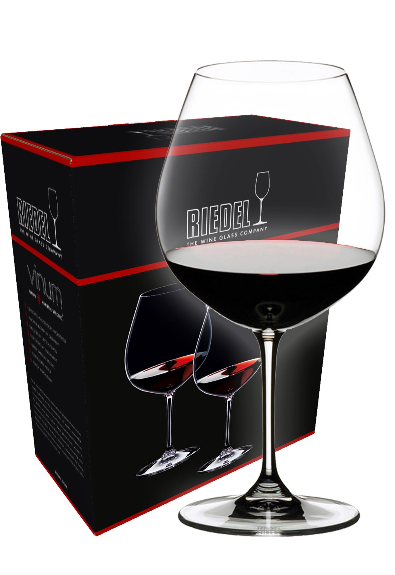 Riedel Vinum Pinot Noir wijnglas (set van 2 voor € 44,90)