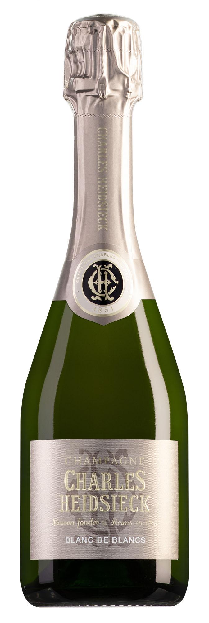 Charles Heidsieck Champagne Blanc de Blancs halve fles