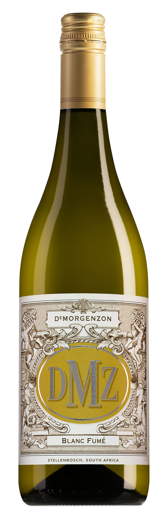 DeMorgenzon Stellenbosch DMZ Limited Release Blanc Fumé Sauvignon Blanc