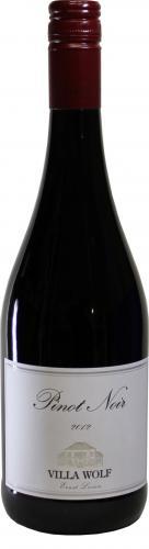 Villa Wolf Spätburgunder/Pinot noir (= zelfde druivensoort)